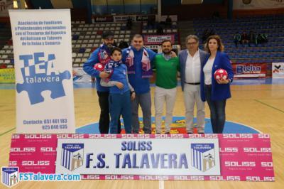 TEA Talavera fue 'el Jugador Número Seis' en el derbi regional del pasado fin de semana