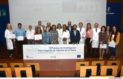 El Área Integrada de Talavera reconoce la labor investigadora de sus profesionales