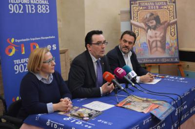 La OID y la Junta de Cofradías, de la mano en la Procesión del Señor de la Comarca de Talavera