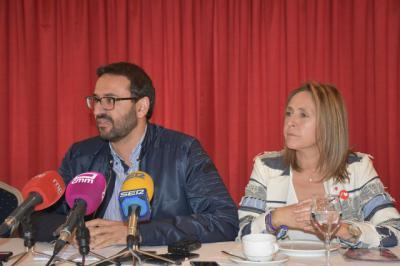 Sergio Gutiérrez destaca la importancia de que haya una persona de Talavera en cada institución democrática