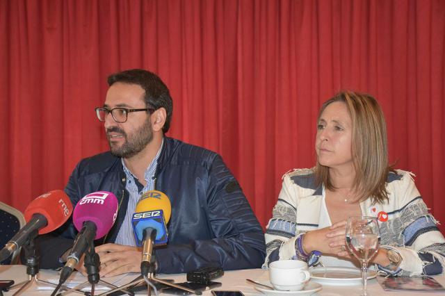 Sergio Gutiérrez y Montserrat Muro