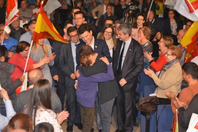 """Padilla: """"Nadie ha estado más comprometido con la defensa de la unidad de España que los socialistas"""""""