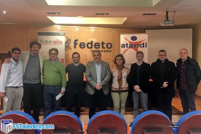 El Soliss FS Talavera entra en el Club RSE de Empresas Socialmente Responsables