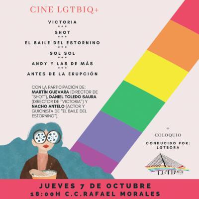 Los Pávez no paran: hoy 'Cine LGTBIQ+' y Sección Nacional y Autonómica