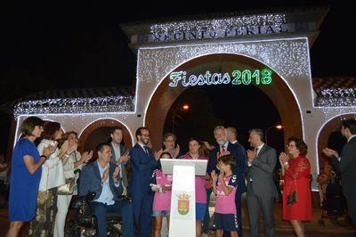 Las Ferias de San Mateo ya iluminan Talavera
