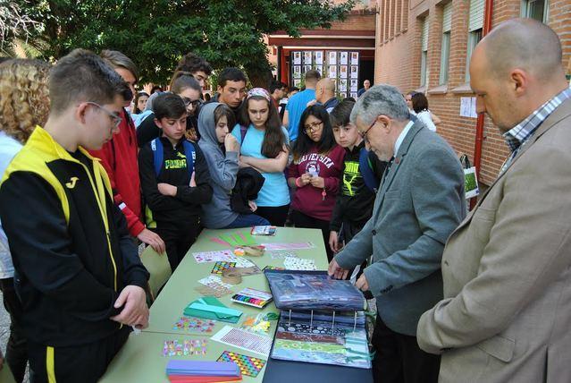 La Junta felicita al IES 'Ribera de Tajo' de Talavera por su compromiso con la educación en valores