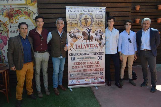 Dos espectáculos taurinos pondrán a Talavera en el epicentro del rejoneo mundial