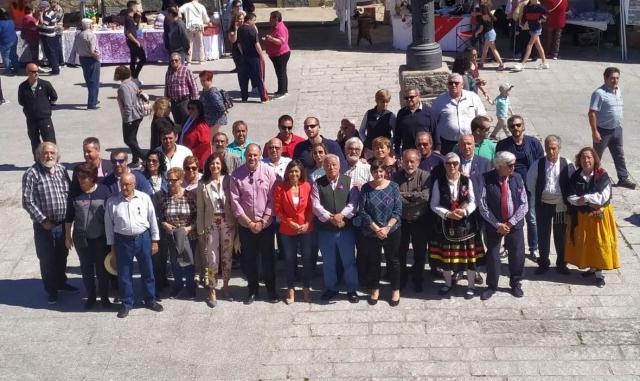 II encuentro de igualdad de la Sierra de San Vicente, en Pelahustán