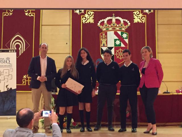 Estudiantes talaveranos de Maristas premiados por la Sociedad Española de Química