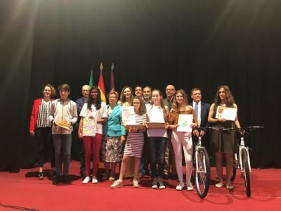 Estudiantes de Talavera y Los Navalmorales, distinguidos en el 'XV Concurso de Dibujo y Narrativa sobre Donación de Órganos'