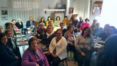 Jornada de asociaciones de mujeres de la comarca de La Jara
