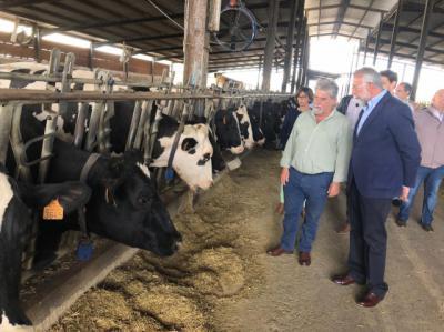 Ramos quiere que Talavera sea centro neurálgico de negocio ganadero y agrícola