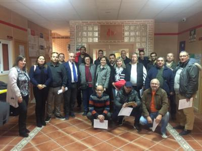 Más de 8 millones de euros en la provincia de Toledo para la formación de personas desempleadas