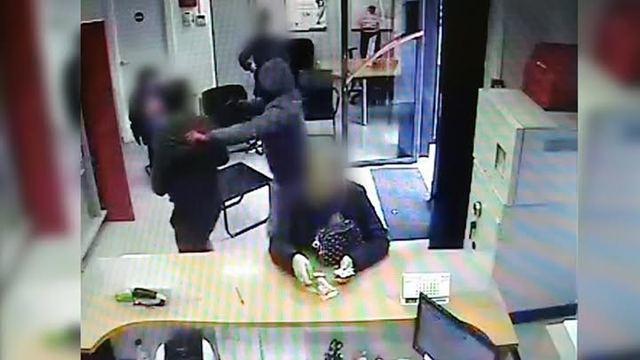 Detenido el atracador de una sucursal bancaria de Pantoja