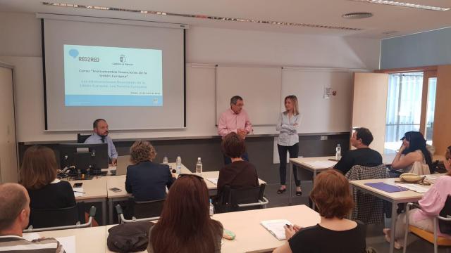 El Gobierno regional forma a funionarios en la gestión y presentación de proyectos europeos