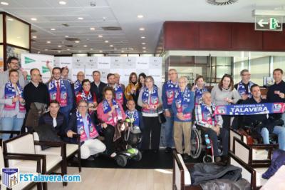 El Soliss FS Talavera presenta una nueva temporada de la iniciativa 'El Jugador Número Seis'