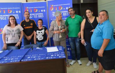 La OID reparte cerca de 2 millones de euros en Navalmoral de la Mata