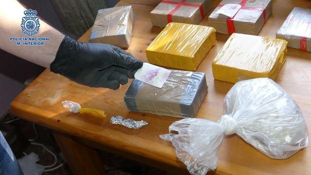 Intervienen en la provincia de Toledo el mayor alijo de heroína en España en lo que va de año