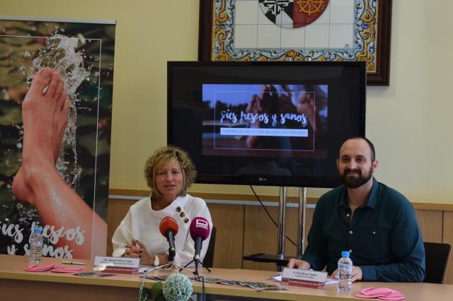 En marcha una campaña de prevención del papiloma en piscinas y centros deportivos de Talavera