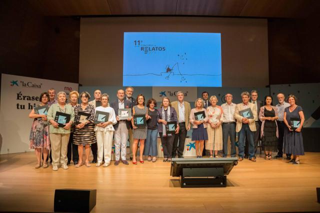 El talaverano Andrés Ignacio Plaza, de 103 años, finalista en un concurso de relatos de 'la Caixa