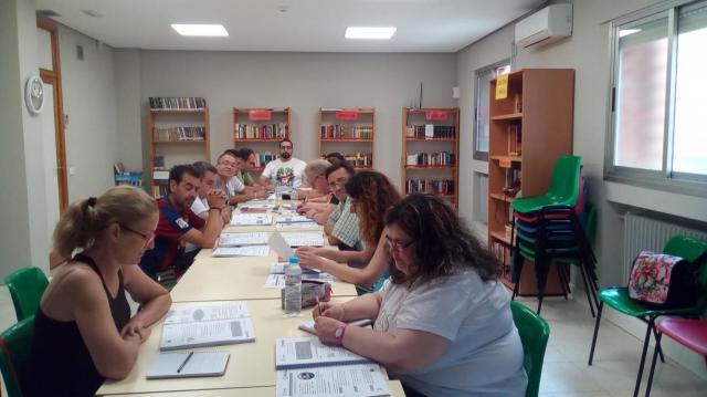 ATAFES pone en marcha el taller de 'Habilidades personales y sociales'