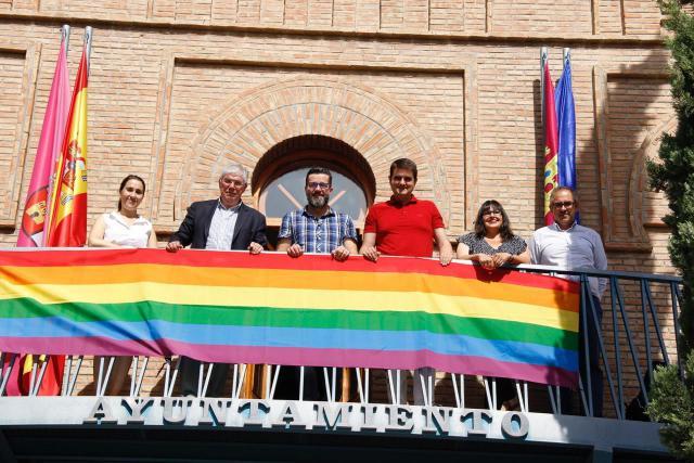 Illescas conmemora el Día del Orgullo LGTBI
