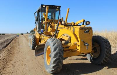 Continúan los arreglos en los caminos rurales de la provincia de Toledo