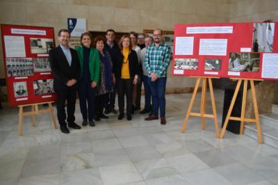 Jornadas de puertas abiertas y exposiciones en La Diputación por el aniversario de la Constitución