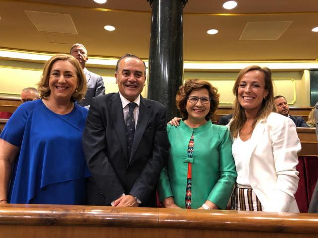 Gregorio y Riolobos pedirán explicaciones al Gobierno del PSOE por los retrasos del tren de Talavera