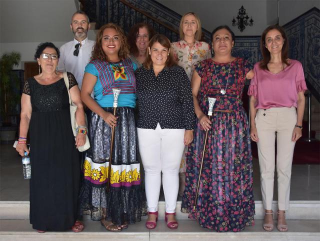 Amaranta Gómez en Talavera: '78 países que penalizan al colectivo LGTBI'