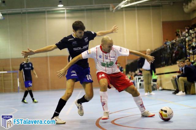 Copa del Rey para el Soliss FS Talavera