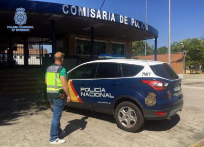 La Policía Nacional libera a tres víctimas de trata de seres humanos en Torrijos