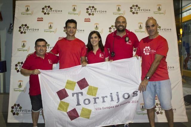 Christian López batió con creces 4 récords Guiness en Torrijos