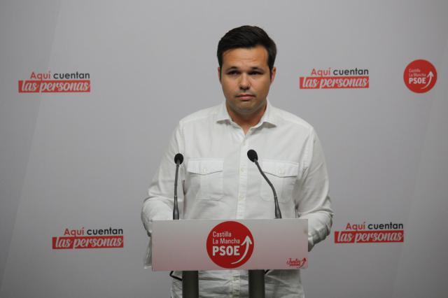 El PSOE remite a PP y Cs de CLM el borrador de la carta contra los trasvases