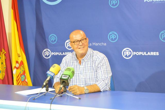 Bravo: 'El PP CLM lo tiene claro, hay que apostar por Talavera'
