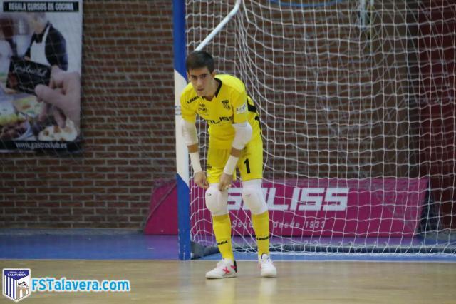 Nacho seguirá acumulando experiencia con la primera plantilla Soliss FS Talavera