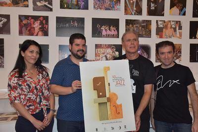 Inaugurada la Exposición de Fotografías del Festival Internacional de Jazz 'Ciudad de Talavera'