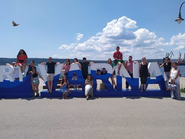 Concejales del Ayuntamiento de Talavera participan en el programa 'Rediscovering Europe'