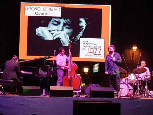 El Festival Internacional de Jazz sigue triunfando en Talavera