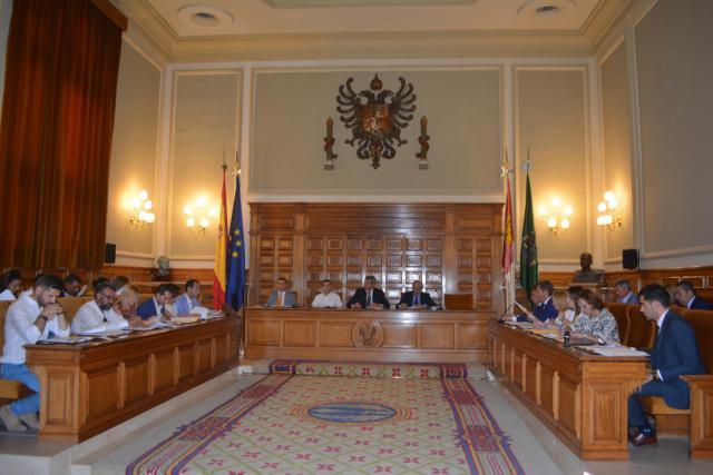 Talavera y comarca ganan fuerza en el nuevo organigrama de la Diputación de Toledo