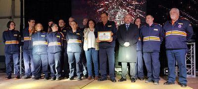 La agrupación de Protección Civil de Alcaudete de la Jara cumple 25 años