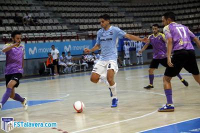 El Soliss FS Talavera se enfrenta este martes al Racing de Alcázar