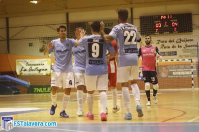 El Soliss FS Talavera se estrena hoy en Liga ante BeSoccer UMA Antequera