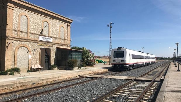 La Plataforma en Defensa del Ferrocarril de la Sagra pone en valor el tren convencional