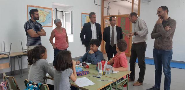 Garciotum, ejemplo de la educación de calidad en las zonas rurales