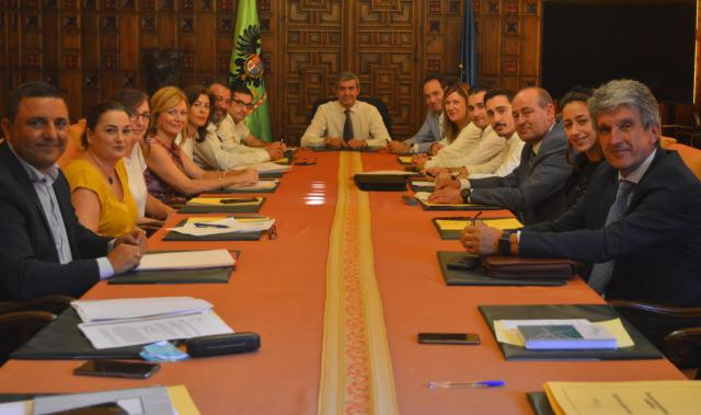 La Diputación destinará en torno a 10 millones de euros a inversiones en municipios