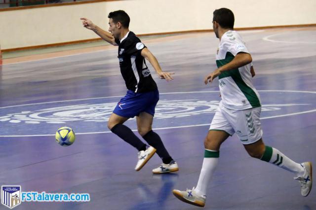 El Soliss FS Talavera quiere borrar sus malos recuerdos ante Santiago Futsal