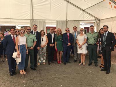 Apoyo del PP provincial a las Fiestas de Alberche
