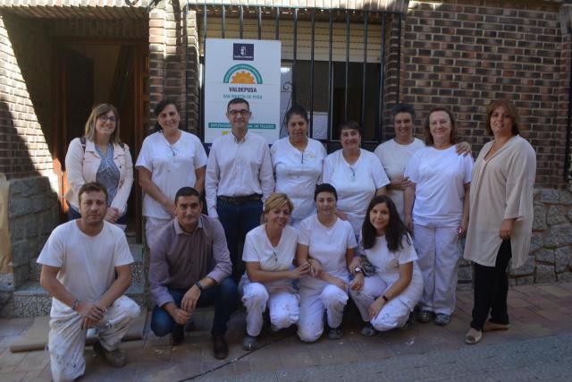 'Valdepusa', el proyecto de recualificación y reciclaje profesional