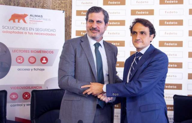 FEDETO firma con B+Safe un convenio en cardioprotección